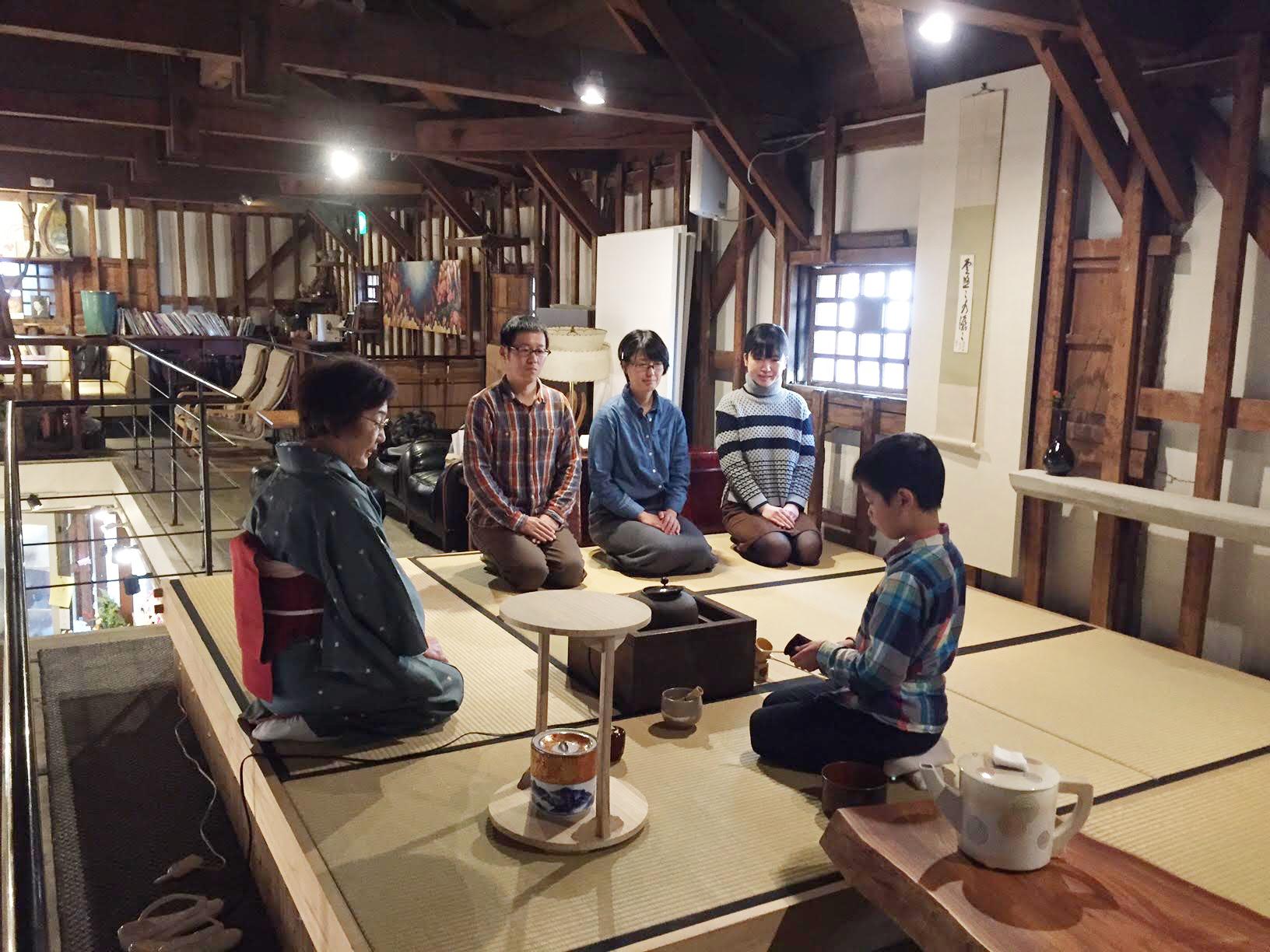 高松茶道教室
